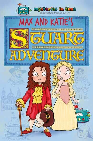 Stuart's History Fiction Book for Kids