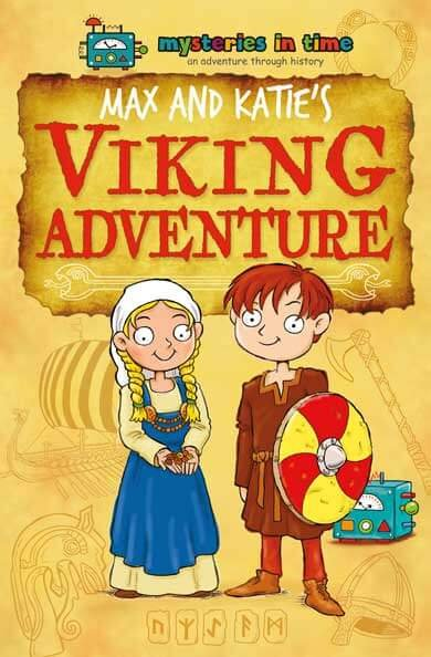 Vikings History Fiction Book for Kids