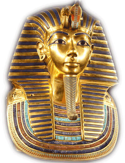 King Tutankhamun Death Mask