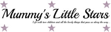 Mummy's Little Stars Logo