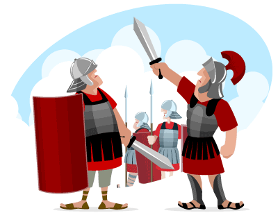 Ancient-Rome-Soldiers