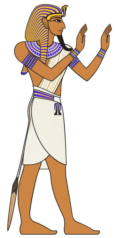 Ancient Egyptian Pharaoh