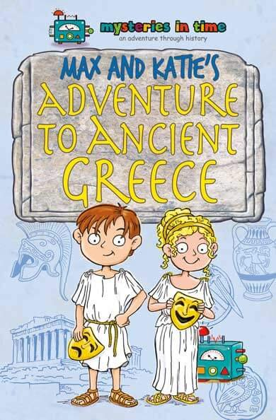 Ancient Greece History Fiction Book for Kids
