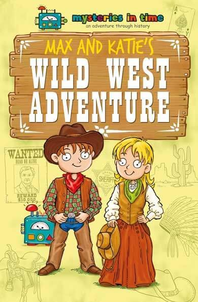 Wild West History Fiction Book for Kids