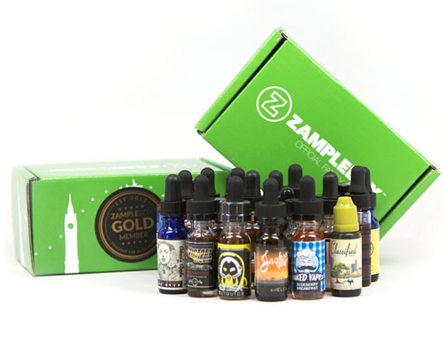 High quality e-juice delivered monthly starting at $24.99